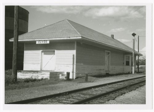 Missouri Pacific Railroad depot, Clyde, Kansas - Page
