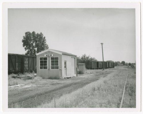 St. Louis-San Francisco Railway box depot, Weir City, Kansas - Page