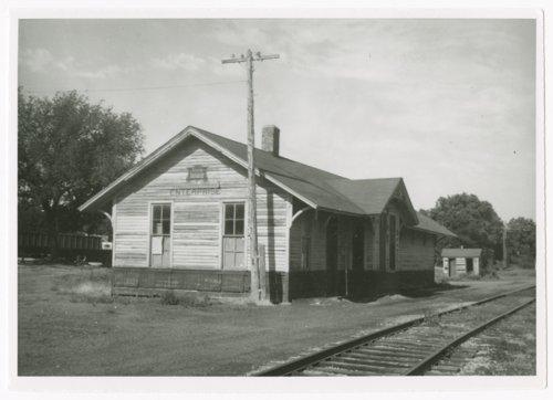 Chicago, Rock Island & Pacific Railroad depot, Enterprise, Kansas - Page