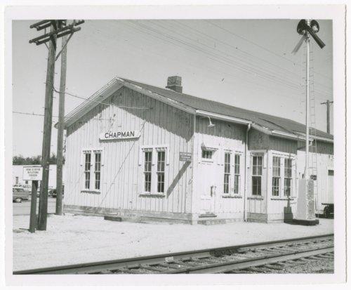 Union Pacific Railroad Company depot, Chapman, Kansas - Page