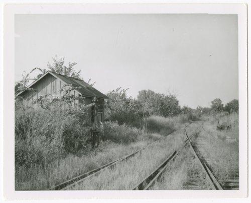 St. Louis-San Francisco Railway depot, Mertz, Kansas - Page