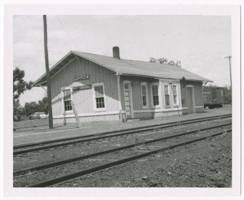 St. Louis-San Francisco Railway depot, McCune, Kansas - Page
