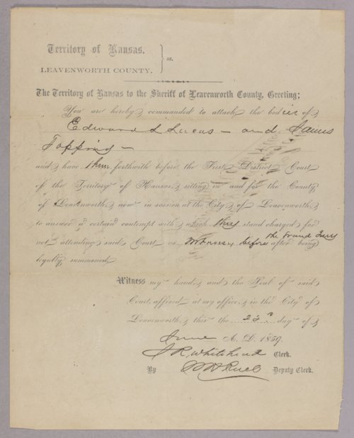 Edward Lucas, James Topping for contempt - Page