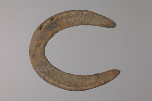 Regular Horseshoe from the Plowboy Site, 14SH372 - Page