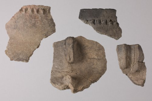 Pottery from the Tobias Site - Page