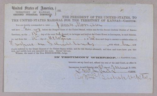 United States versus James Morrison for trespass on school lands - Page