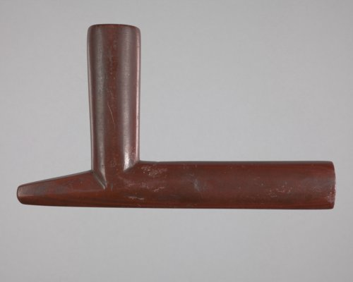 Siouan Pipestone Pipe - Page