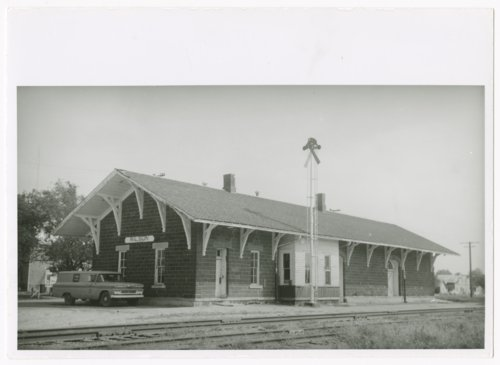 Union Pacific Railroad Company depot, Wilson, Kansas - Page