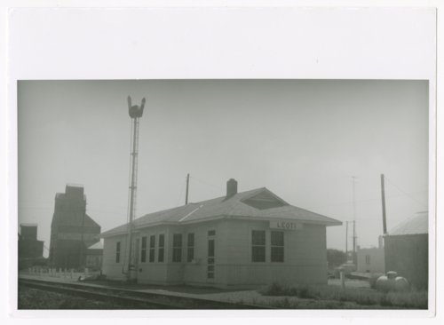 Missouri Pacific Railroad depot, Leoti, Kansas - Page
