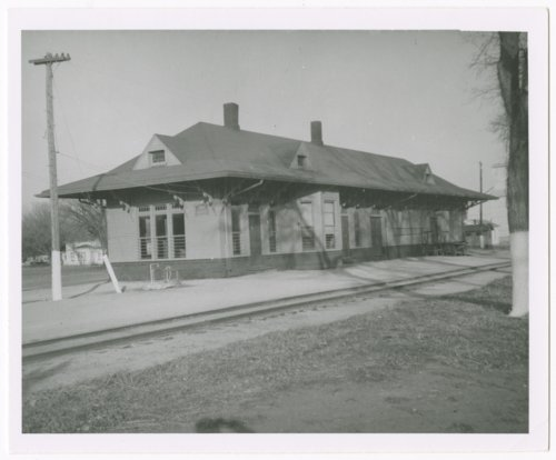 Chicago, Rock Island & Pacific Railroad depot, Abilene, Kansas - Page