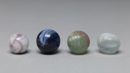 Marbles from the Plowboy Site, 14SH372 - Page