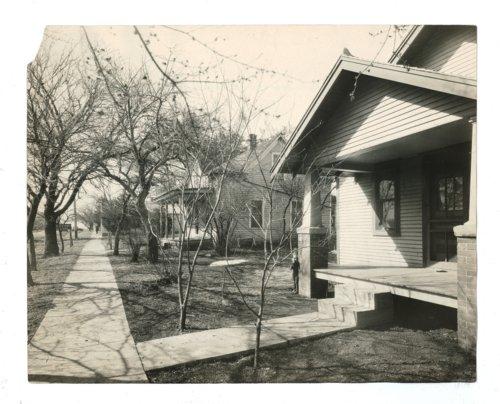 Neighborhood in Towanda, Butler County, Kansas - Page