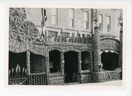 Township booths at the Kaffir Corn Carnival in El Dorado, Kansas - Page
