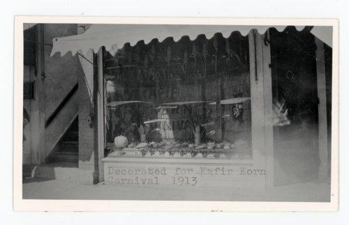 Osborn's china shop, Kaffir Corn Carnival, El Dorado, Butler County, Kansas - Page