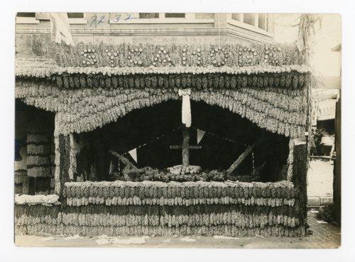 Sycamore Township booth at the Kaffir Corn Carnival in El Dorado, Butler County, Kansas - Page