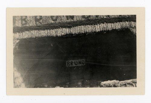 Bruno Township Booth Closeup,  Kaffir Corn Carnival in El Dorado, Kansas - Page