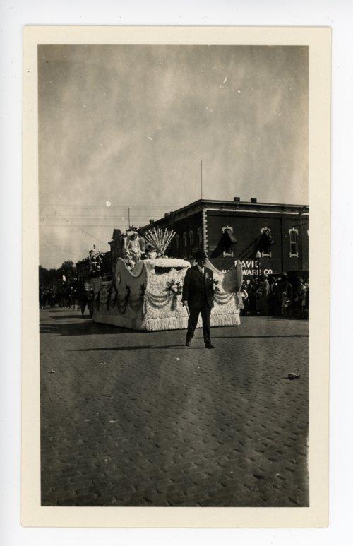 Knight of Mapira Leading Kaffir Corn Carnival in El Dorado, Kansas - Page
