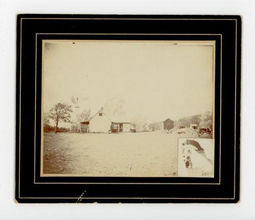 Butler County farmstead, Butler County, Kansas - Page