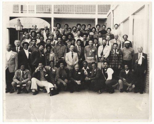 Omega Psi Phi fraternity, Washburn University, Topeka, Kansas - Page