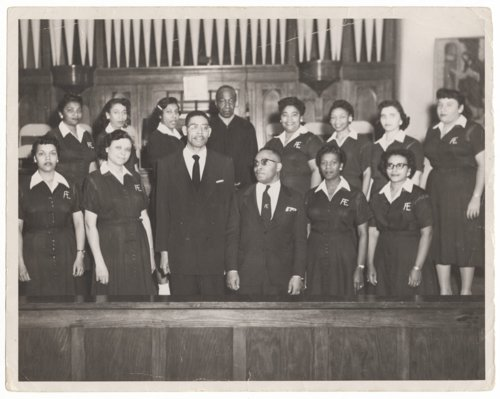 Aeolian Choir, St. John African Methodist Episcopal Church, Topeka, Kansas - Page