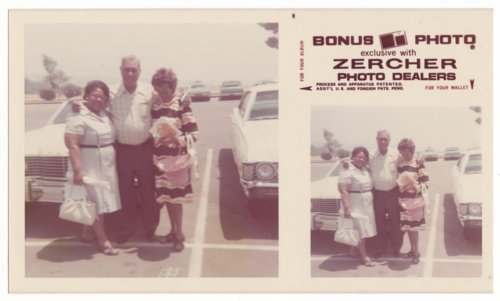 Judge Sherman A. Parks, Sr. family photographs - Page