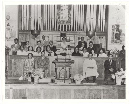 St. John African Methodist Episcopal Church, Topeka, Kansas - Page