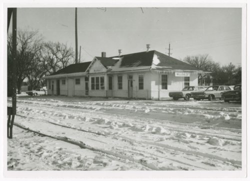 Chicago, Rock Island & Pacific Railroad depot, Belleville, Kansas - Page