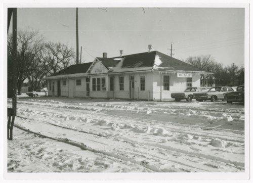 Chicago, Rock Island & Pacific Railroad depot, Belleville, Kansas - Page