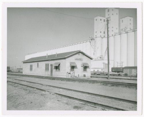 Chicago, Rock Island & Pacific Railroad depot, Cline, Kansas - Page