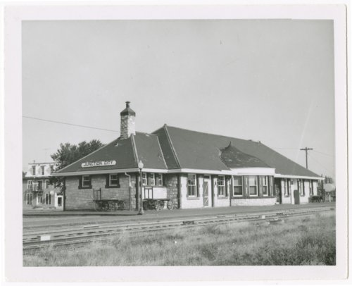 Union Pacific Railroad Company depot, Junction City, Kansas - Page