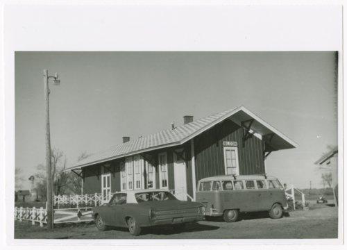 Chicago, Rock Island & Pacific Railroad depot, Bloom, Kansas - Page