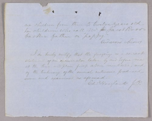 Kansas Territory versus Jacob Roarbacker for assault with intent to kill - Page