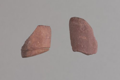 Pipestone Pipe Fragments from the Major Site, 14RC2 - Page