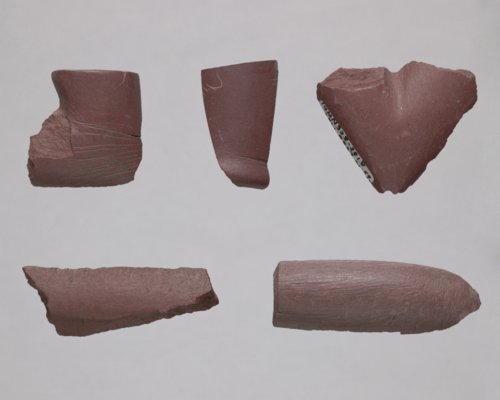 Pipestone Elbow Pipe Fragments from the Mem Site, 14MN328 - Page
