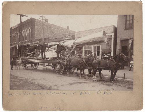 Whiteker Bros. Wholesale Fruit and Produce Company, Topeka, Kansas - Page