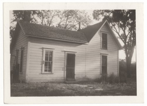 L.B. Meeker farm home, Neosho County, Kansas - Page