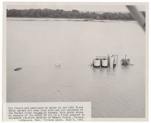1951 flood, Neosho County, Kansas - Page