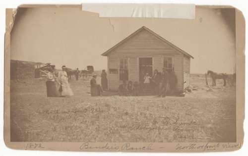 Bender family house, Labette County, Kansas - Page