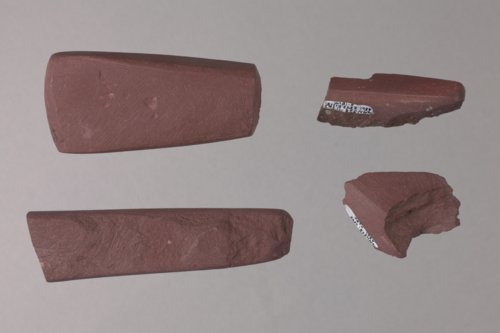 Shaped Pipestone Artifacts from the Mem Site, 14MN328 - Page