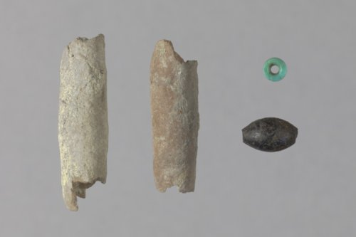 Beads from the Mem Site, 14MN328 - Page