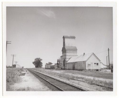 Missouri-Kansas-Texas Railroad tracks, South Mound, Kansas - Page
