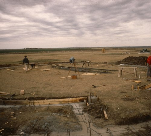 Building the Pawnee Indian Museum - Page