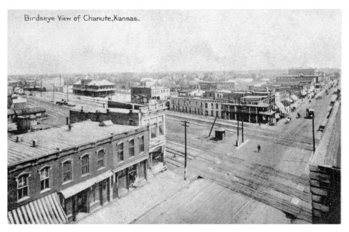 Downtown Chanute, Neosho County, Kansas - Page