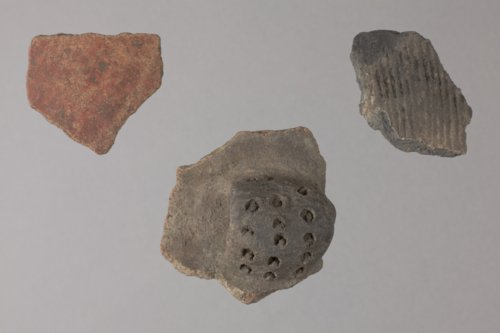 Pottery from the Tobias Site, 14RC8 - Page
