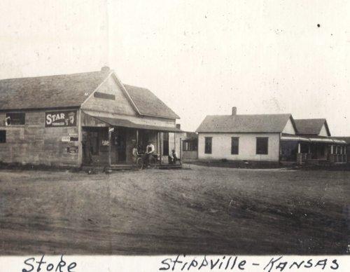 Stippville mining camp, Cherokee County, Kansas - Page
