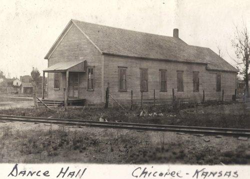 Chicopee mining camp, Crawford County, Kansas - Page