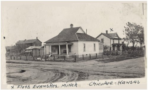 Chicopee mining camp, Crawford County, Kansas - Page