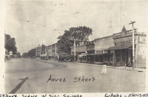 Girard, Kansas - Page