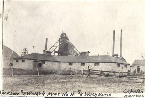 Capaldo mining camp, Crawford County, Kansas - Page