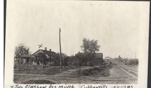 Curranville mining camp, Crawford County, Kansas - Page
